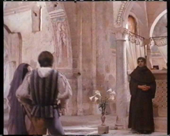 Matrimonio Tema Romeo E Giulietta : La chiesa di san pietro tuscania vt sui sentieri dello