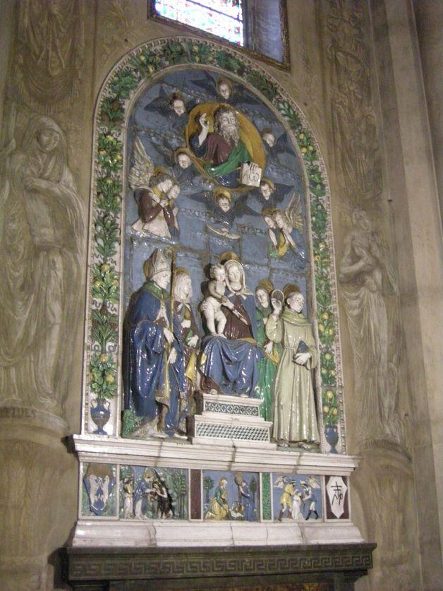 800px-Duomo_di_arezzo,_interno,_cappella_della_madonna_del_conforto,_andrea_della_robbia_01